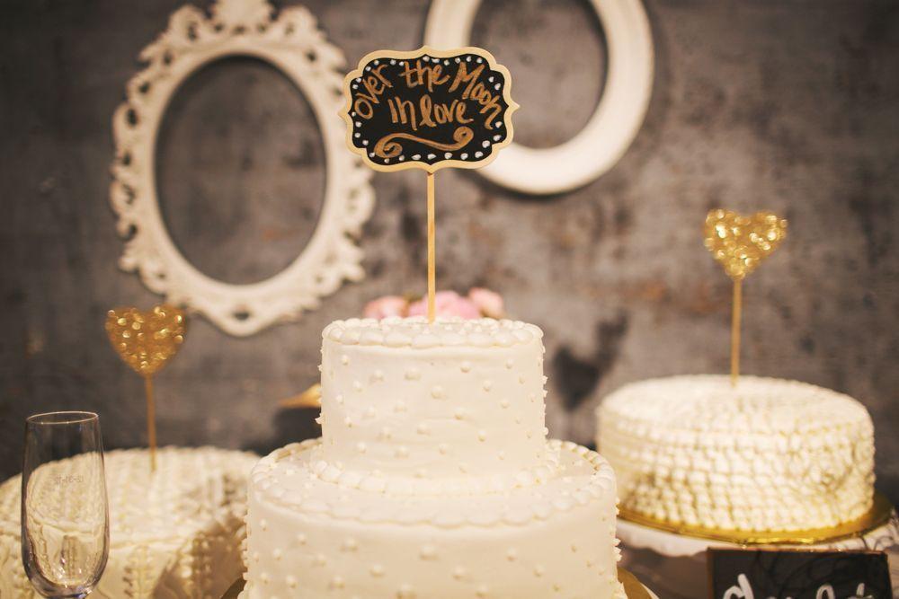 Creative Cake Topper