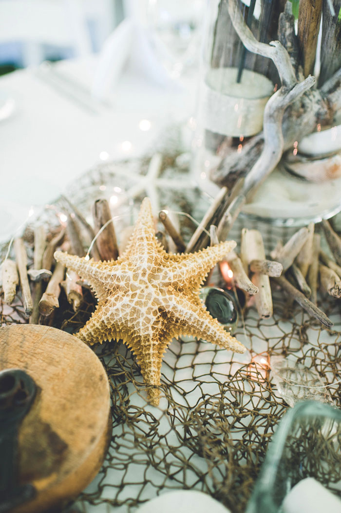 Starfish Centerpiece Accent