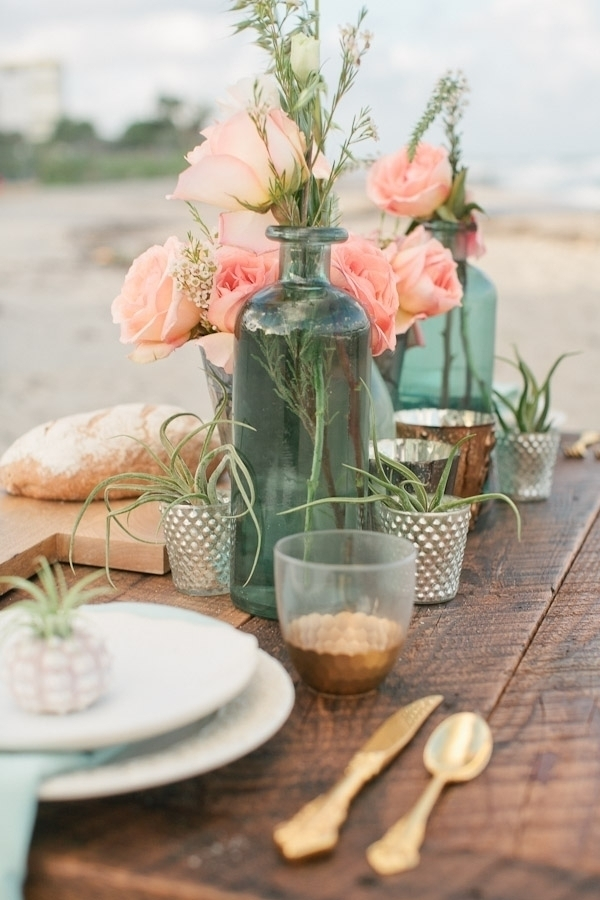 Boho Chic Beach Wedding