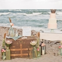 Unique Beach Wedding Decor