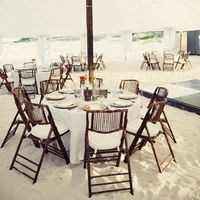 Rattan Wedding Chairs