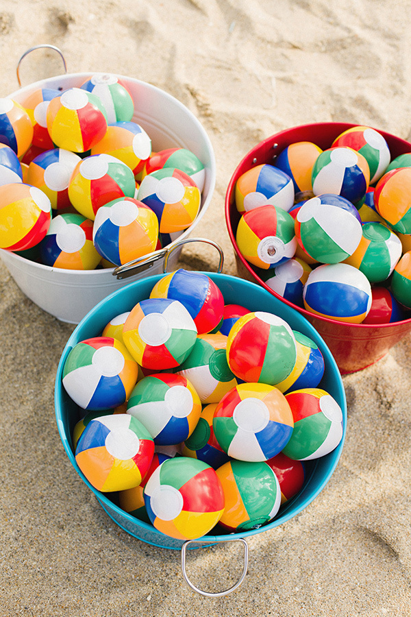 Wedding Beachballs