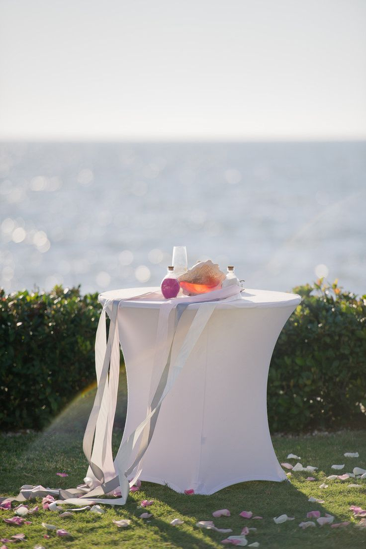 Beach Cocktail Table