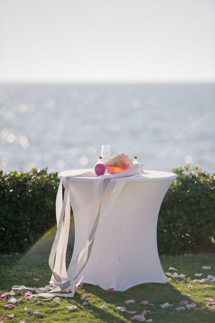 Beach Cocktail Table