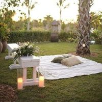 Romantic Beach Wedding Decor