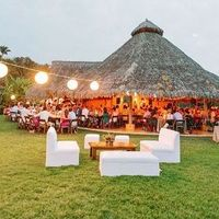Beach Wedding Lounge