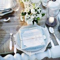 Pretty Beach Place Setting