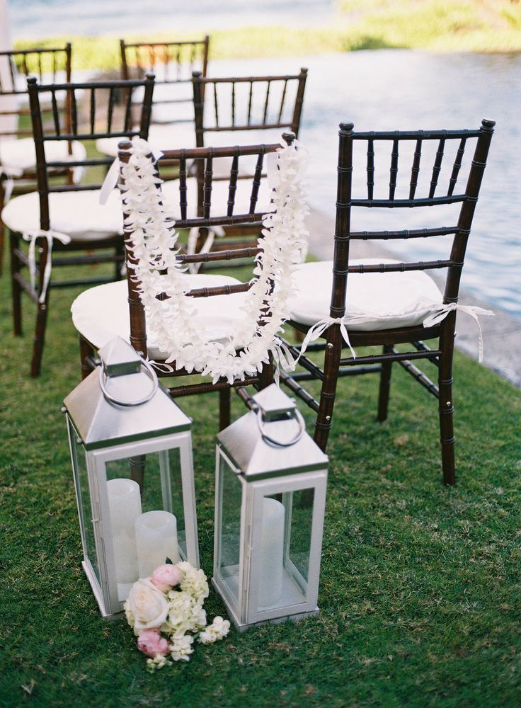 Beach Ceremony Lanterns