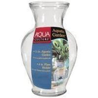 """Aqua Culture 11"""" Aquatic Garden Fish Bowl"""