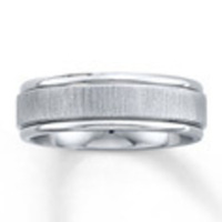 MEN'S WEDDING BAND TITANIUM
