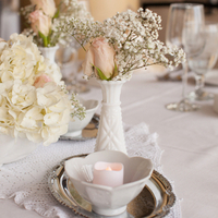 Vintage-Inspired Tablescapes