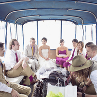Wedding Party Boat