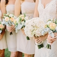 Summery Bridesmaid Dresses