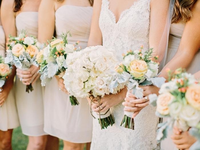 Summery Bridesmaid Dresses