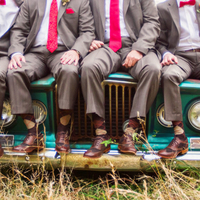 Groomsmen Oxford Shoes