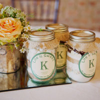 Cake in a Jar Wedding Favor