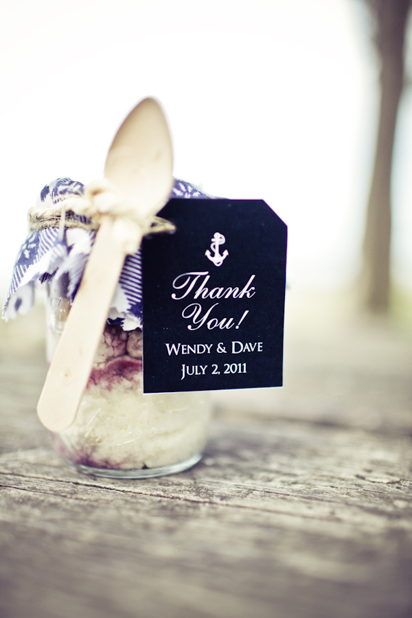 Nautical Wedding Favor