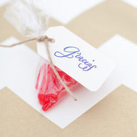 Swedish Fish Wedding Favor