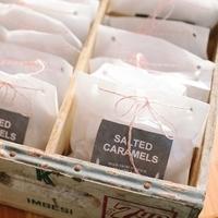 Salted Caramel Wedding Favor