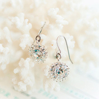 Dainty Drop Earrings