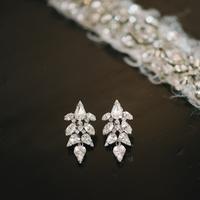Glam Drop Earrings