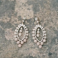 Unique Chandelier Earrings