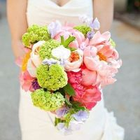 Preppy Beach Bouquet