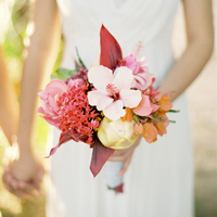 Beach Bride Bouquet
