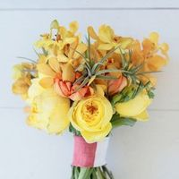 Yellow Beach Bouquet