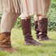 1391627740 small thumb boho chic massachusetts wedding 21