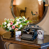 Typewriter Decor