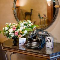 Typewriter Decor