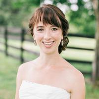 Outdoor Wedding Bride