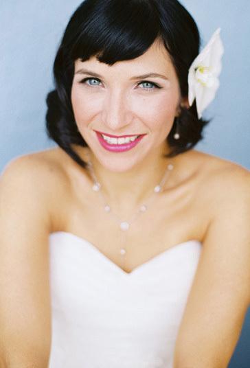 Modern Glam Bride