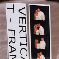 Vertical Photo Booth Frame