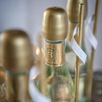 Mini liquor bottles