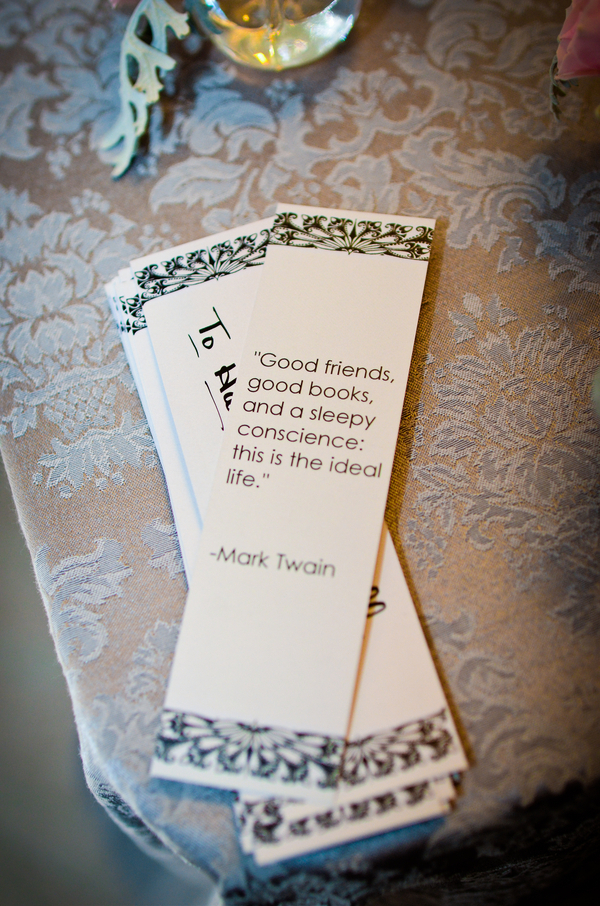 Escort Card Quotes