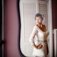 Gatsby Veil Look
