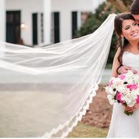 Romantic Bridal Veil