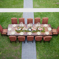 Elegant Outdoor Reception