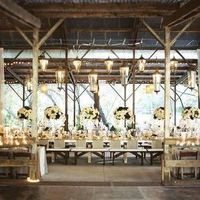 Rustic Glam Reception