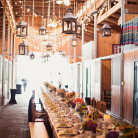 Gorgeous Barn Reception