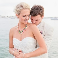 Colorful Bridal Necklace