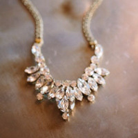 Trendy Statement Necklace