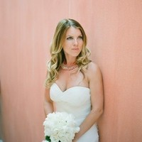 Casual Rustic Bridal Look
