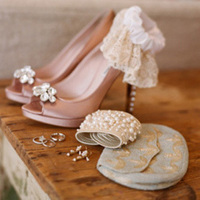 Modern Pearl Bridal Bracelet