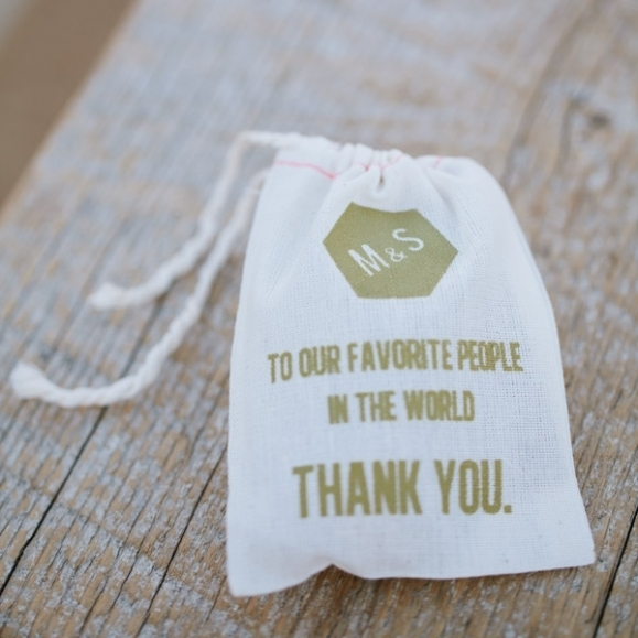 Fun Wedding Favor Packaging
