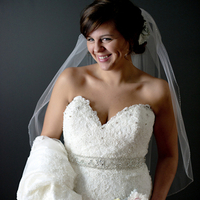 Bride in Lace