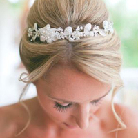 Detailed Garden Headpiece