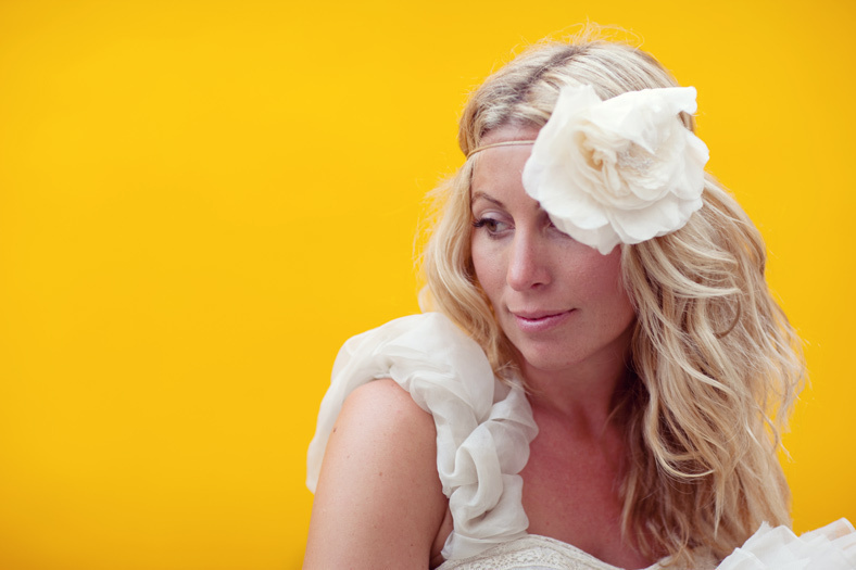 Boho Chic Floral Headband